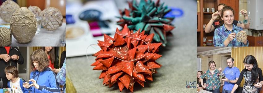 A handmade Christmas - day 1